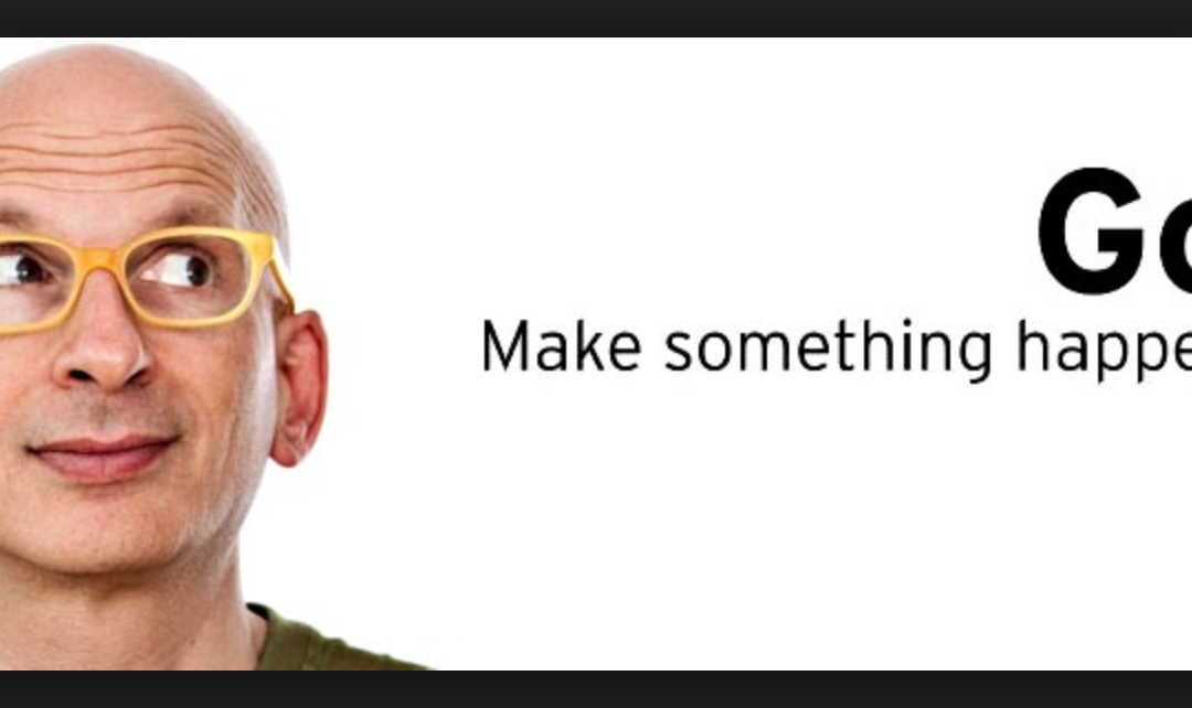 How to turn your work into art with Seth Godin.
